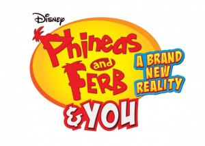 Phineas and Ferb and You a Brand New Reality