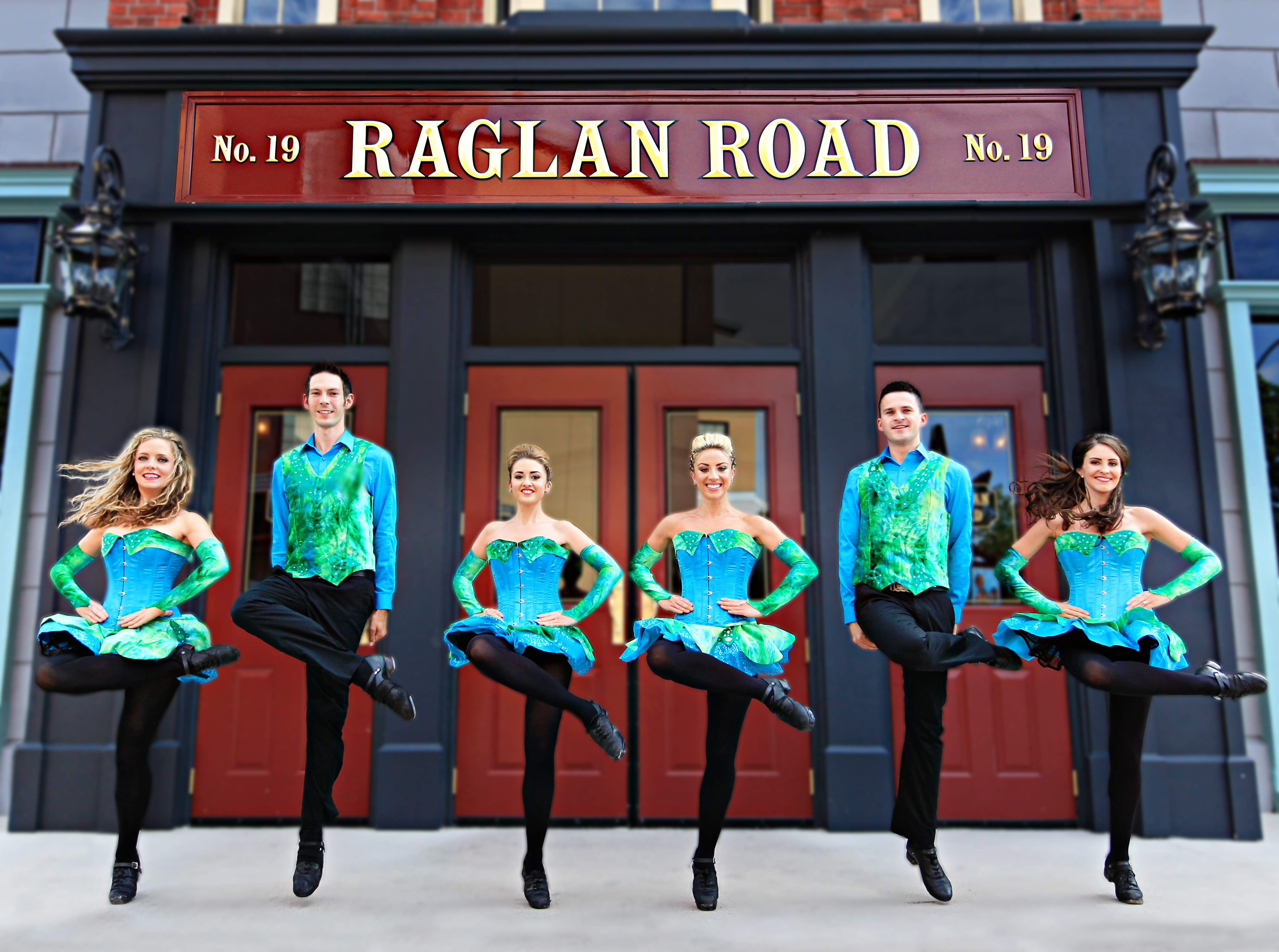 Raglan Road Dancers Disney