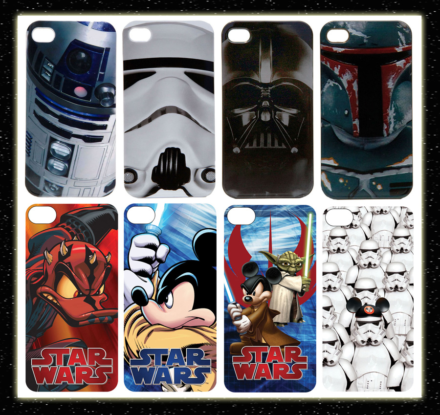 Eight Disney Star Wars iPhone Covers