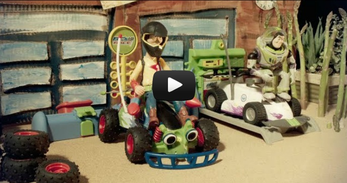 Toy Story Stop Motion RC