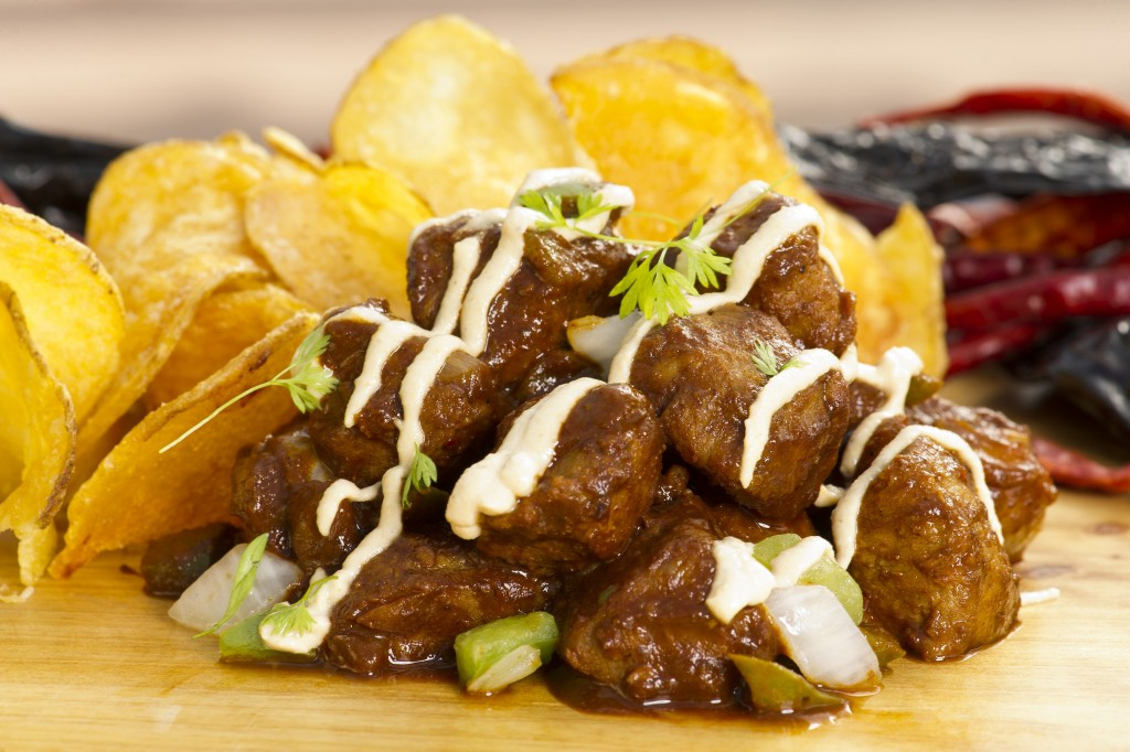 First Look at the Vegan Chili Colorado for the 2012 Epcot International Food and Wine Festival