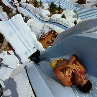 Walt Disney World Blizzard Beach