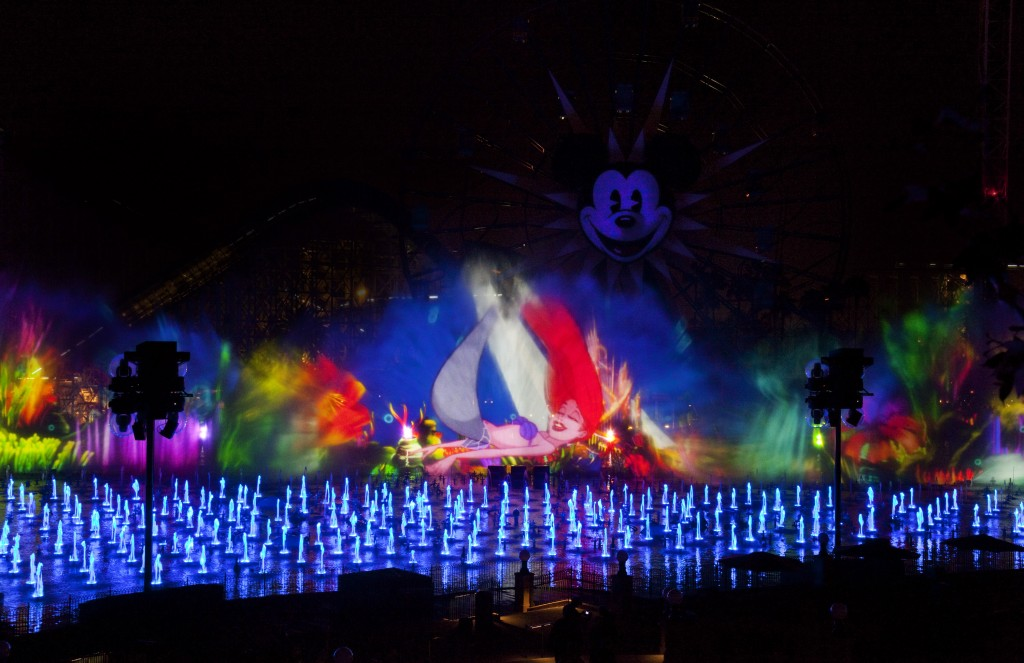 10 Things You Never Knew About World of Color at Disney California Adventure