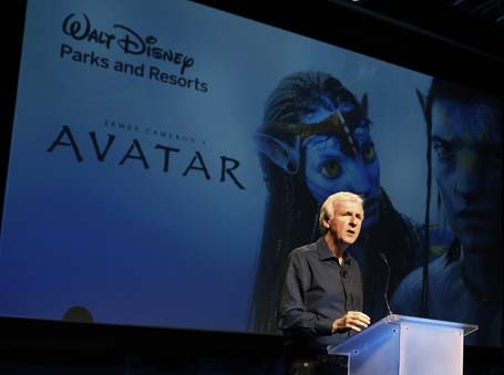 james_cameron disney avatar