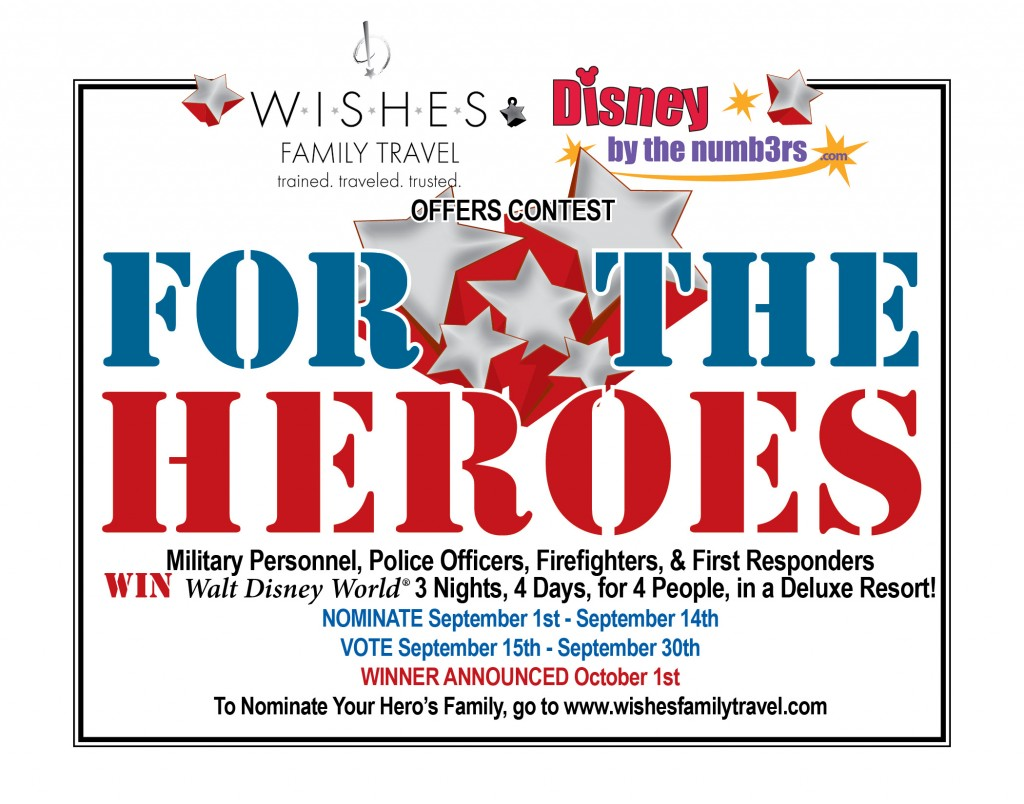 Disney Hero Contest