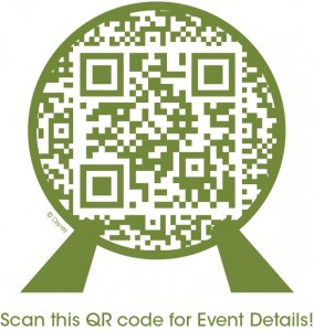 2012 Epcot International Food and Wine Festival QR Code