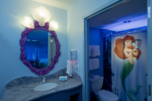 "First Look at the Final Phase of Disney's Art of Animation Resort ""The Little Mermaid"""