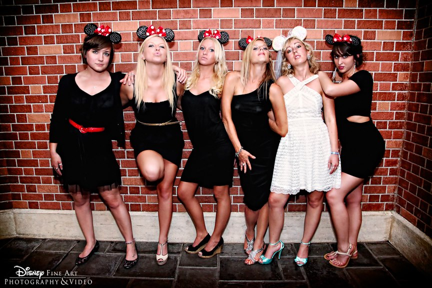 Bridesmaids the Movie Recreated Disney Style