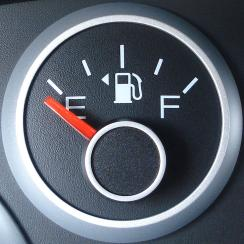 Car Gas Gauge