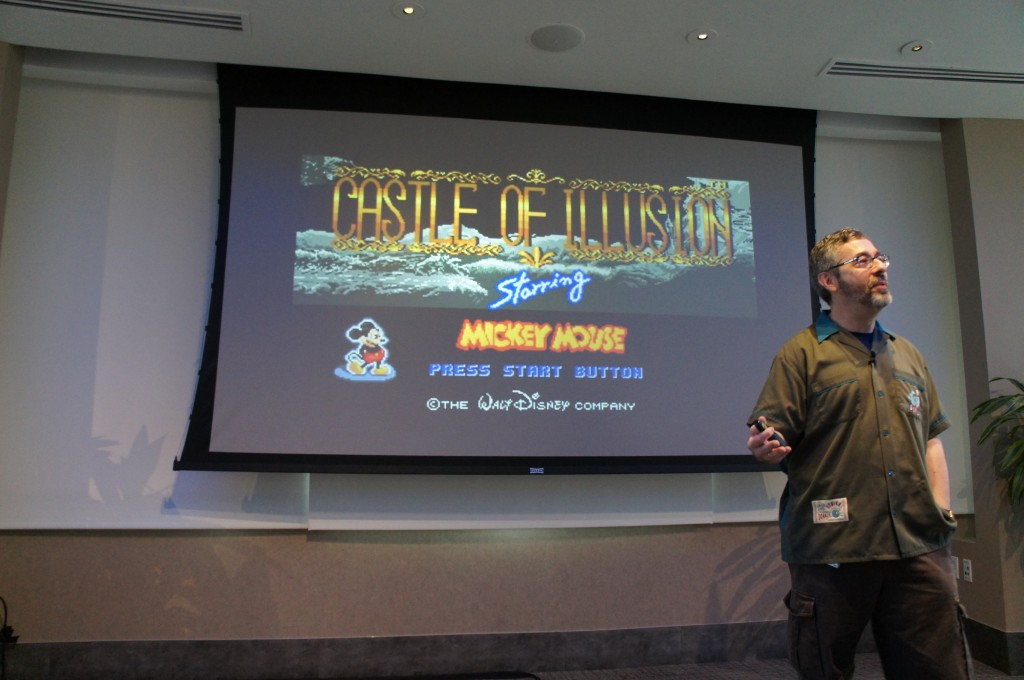 Sega Genesis castle of illusion warren spector epic mickey