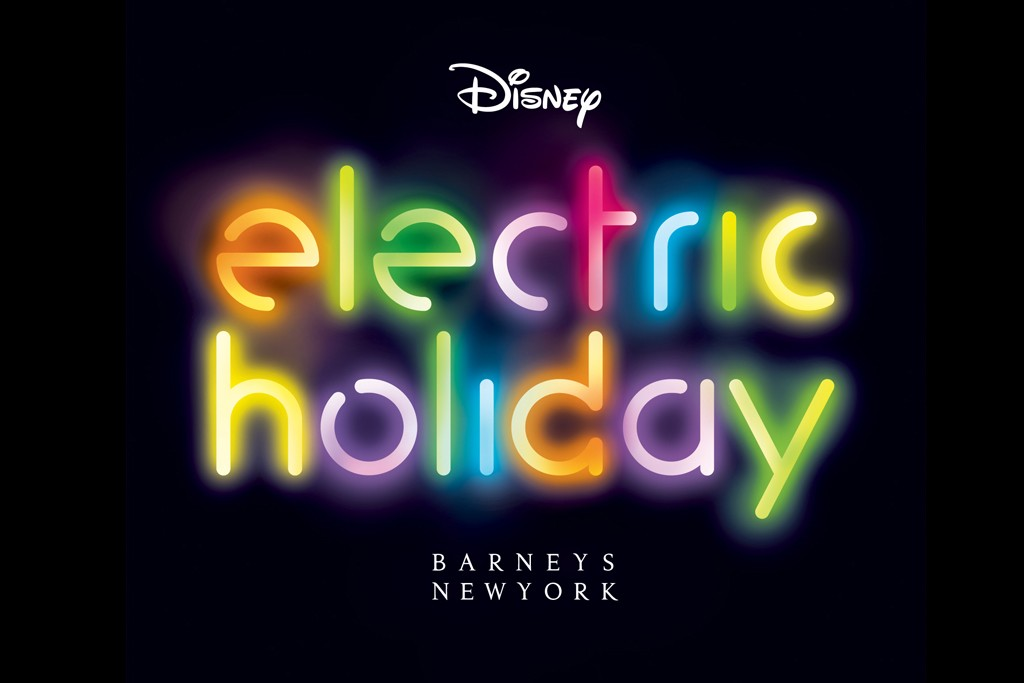 Disney and Barneys Partner Up this Holiday Season