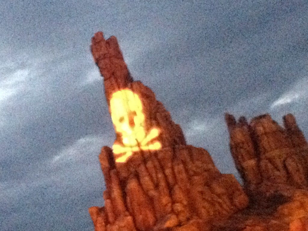 pirates meets big thunder mountain
