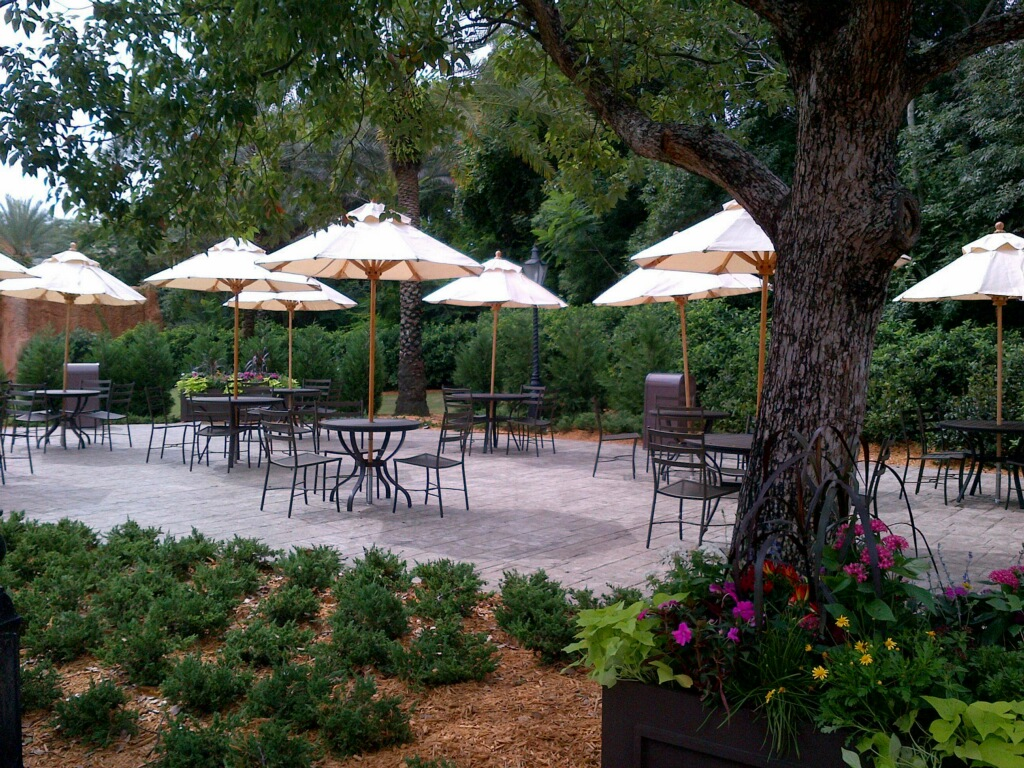 First Look at the 2012 Epcot International Food and Wine Festival Set Up Changes