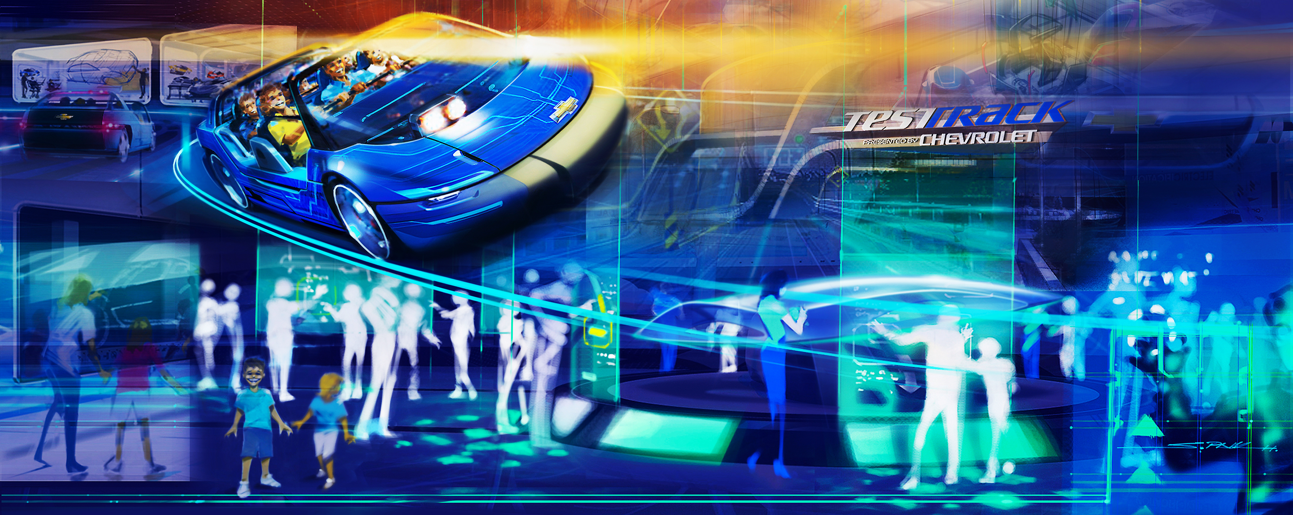 Driving Test h Track Test Track Presented by