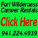 Disney Fort Wilderness RV Rentals