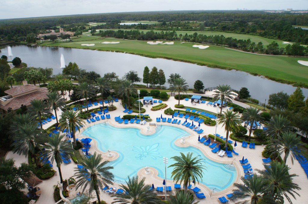 Ritz Carlton Orlando Grande lakes Resort Hotel room