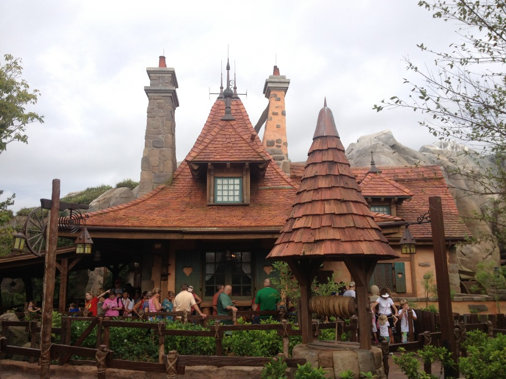 Enchanted Tales with Belle Maurice Cottage Disney Magic Kingdom