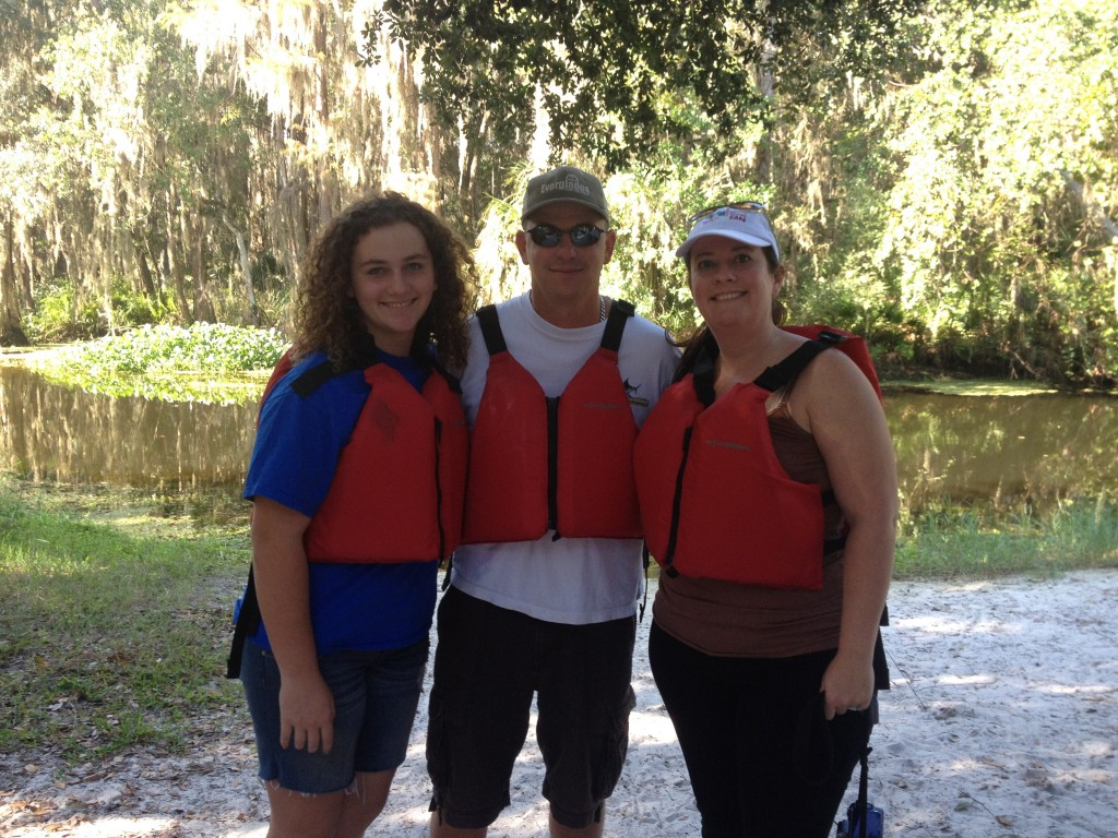 Grande Lakes Eco Kayak Tour orlando