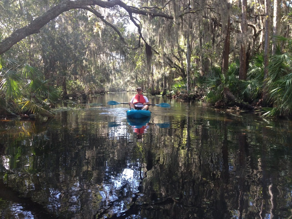 Orlando Grande Lakes Eco Kayak Tour – Real Florida Family Fun on the Water