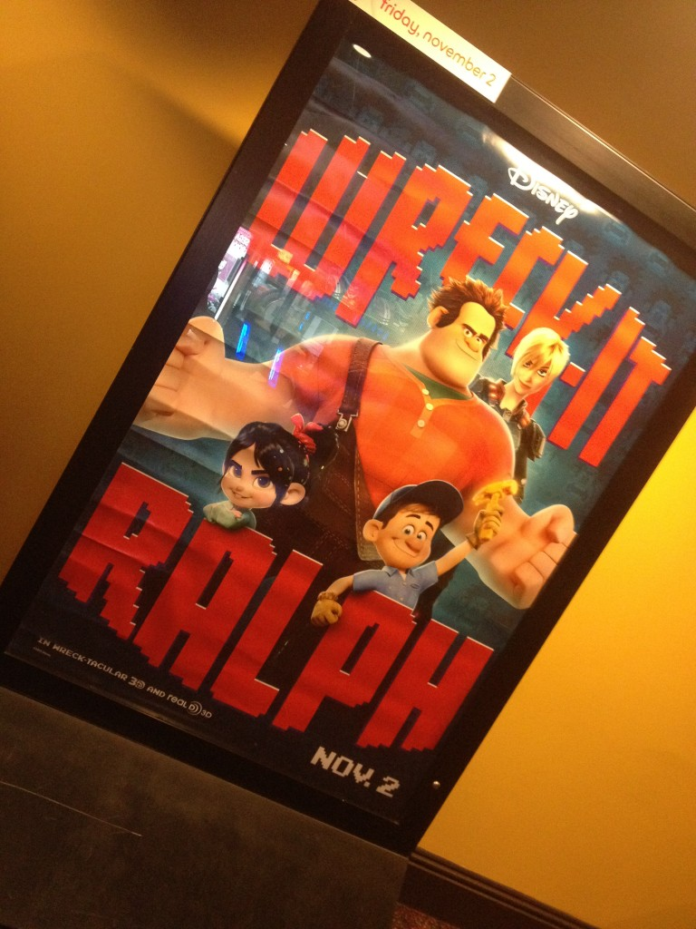 wreck it ralph disney parks blog meet up movie