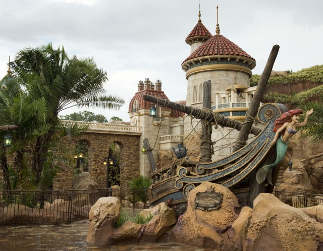Another Teaser Photo from Under the Sea – Journey of The Little Mermaid in New Fantasyland