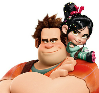 Wreck It Ralph and Vanellope Come to Disney's Hollywood Studios