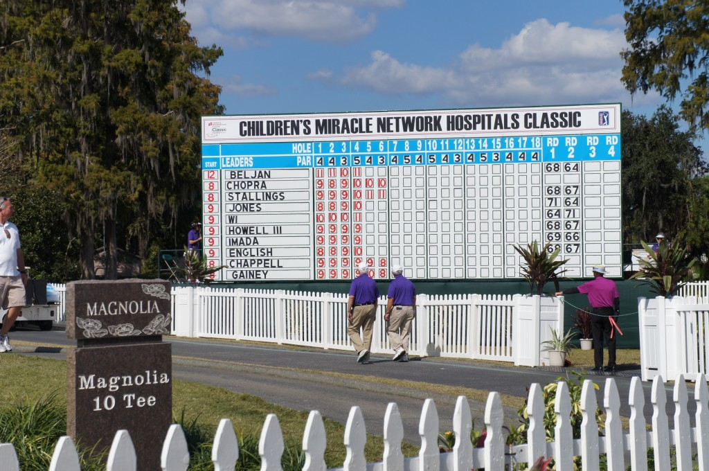 2012 disney childrens miracle network hospitals classic