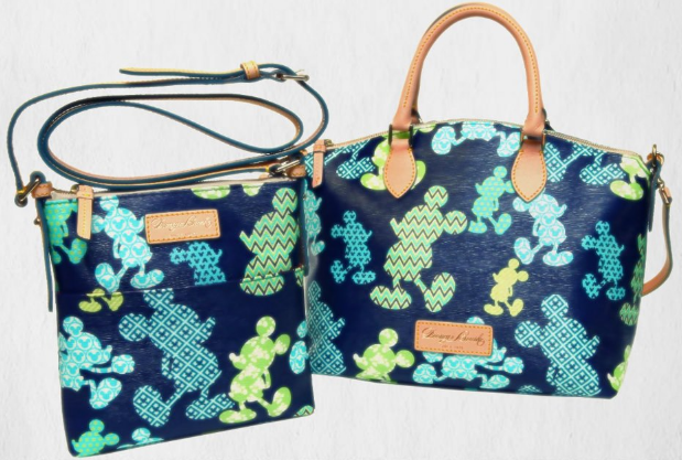 Limited Edition Dooney and Bourke 20th Anniversary Walt Disney World Marathon Bags