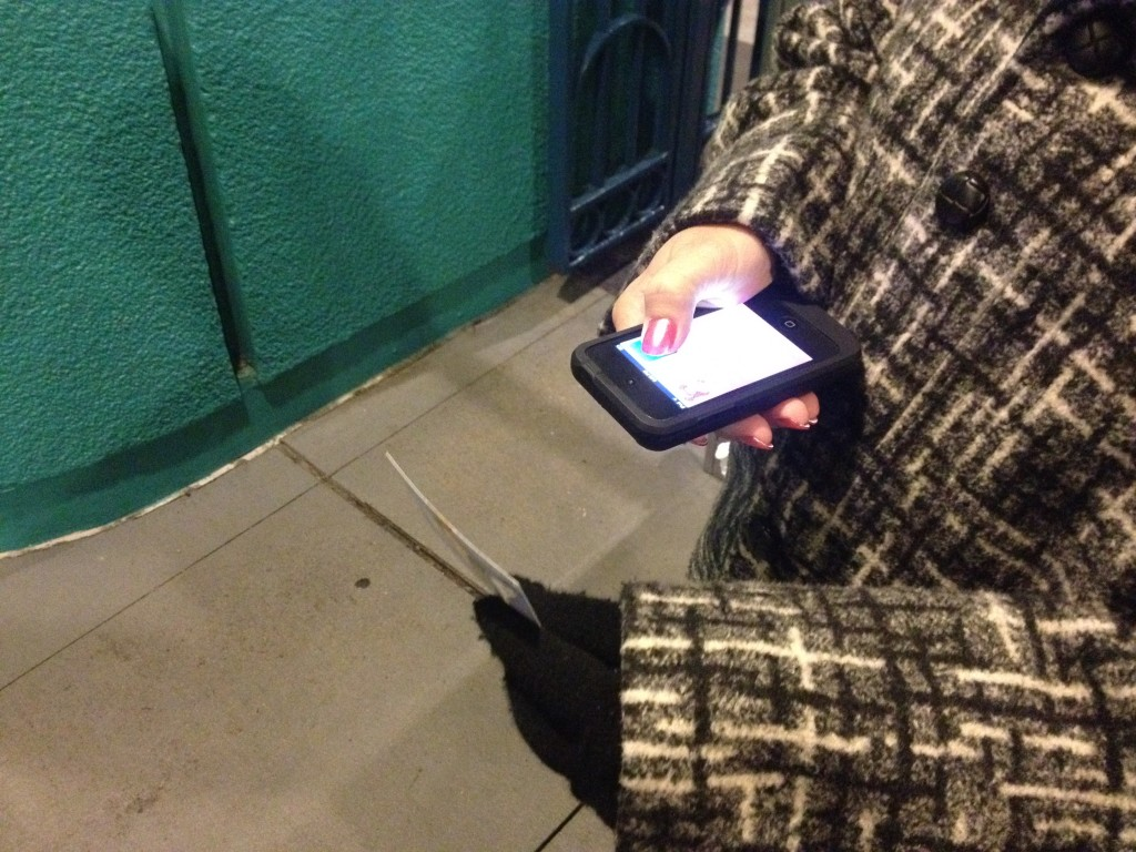 Disney Cast Member Scanned My Ticket with an iPhone for Park Entry