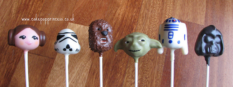 Star Wars Cake Pop Images : Star Wars Cake Pops Disney Every Day