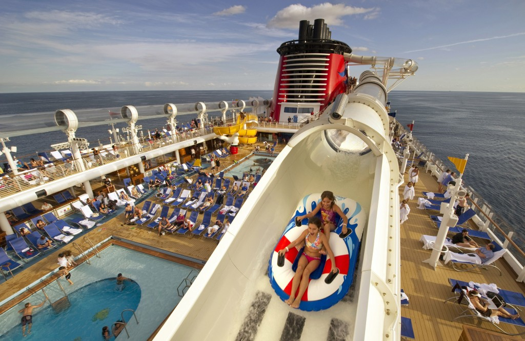 Condé Nast Traveler Readers Name Disney Cruise Line No. 1 in the 2012 Readers' Choice Awards