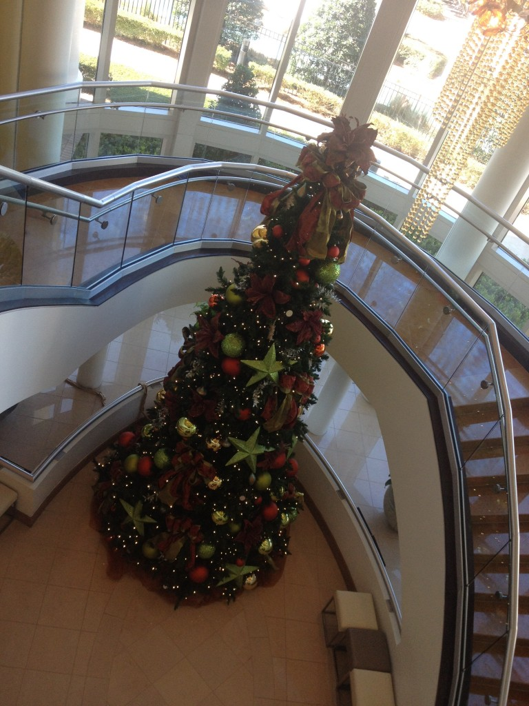 orlando hilton bonnet creek disney christmas holiday