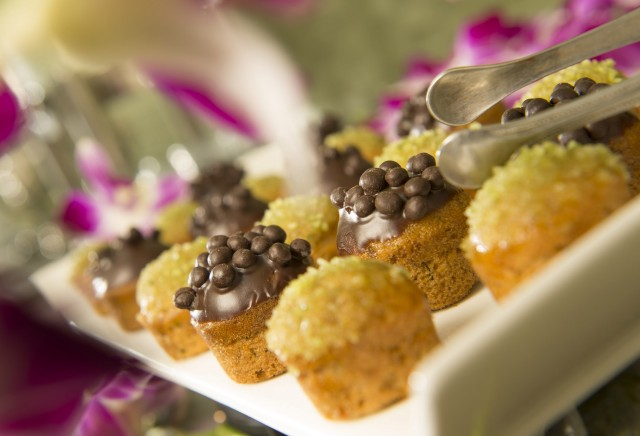 Mini Indulgence Culinary Delights at Senses Spa at Disney's Grand Floridian Resort