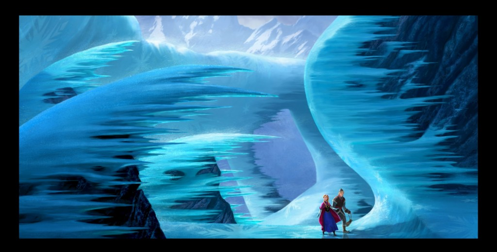 "First Look at the Concept Art for Disney's Animated Feature Film ""Frozen"""