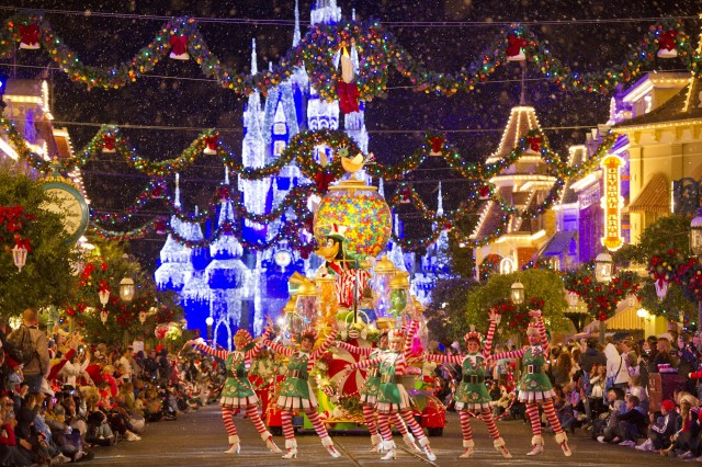 Dates and Prices for the 2014 Mickey's Very Merry Christmas Party in the Magic Kingdom