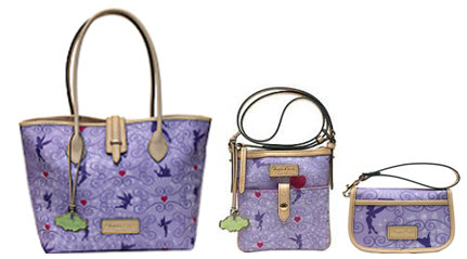 runDisney Once Again Releases Tink Dooney and Bourke Bags for the 2013 Tinker Bell Half Marathon