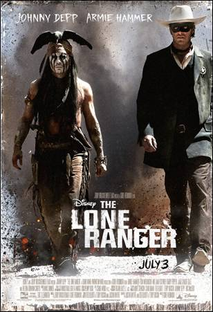 "Superbowl Sunday Game Day Sneak Peek of Disney's ""The Lone Ranger"" {Sweepstakes Too}"