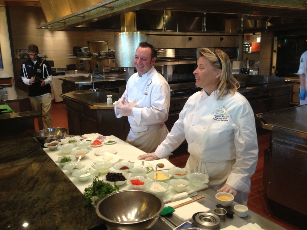 napa rose disneyland executive chef