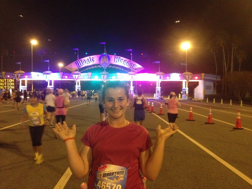 Walt Disney World Half Marathon 2013