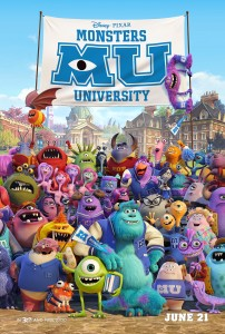"Disney Pixar ""Monsters University"" Movie Trailer 3 Released"