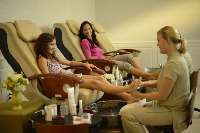 Plan a Mother Daughter Spa Day on Your Next Walt Disney World Vacation