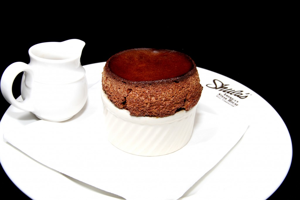 Chocolate Souffle Recipe from Shula's Steakhouse at the Walt Disney World Dolphin Resort
