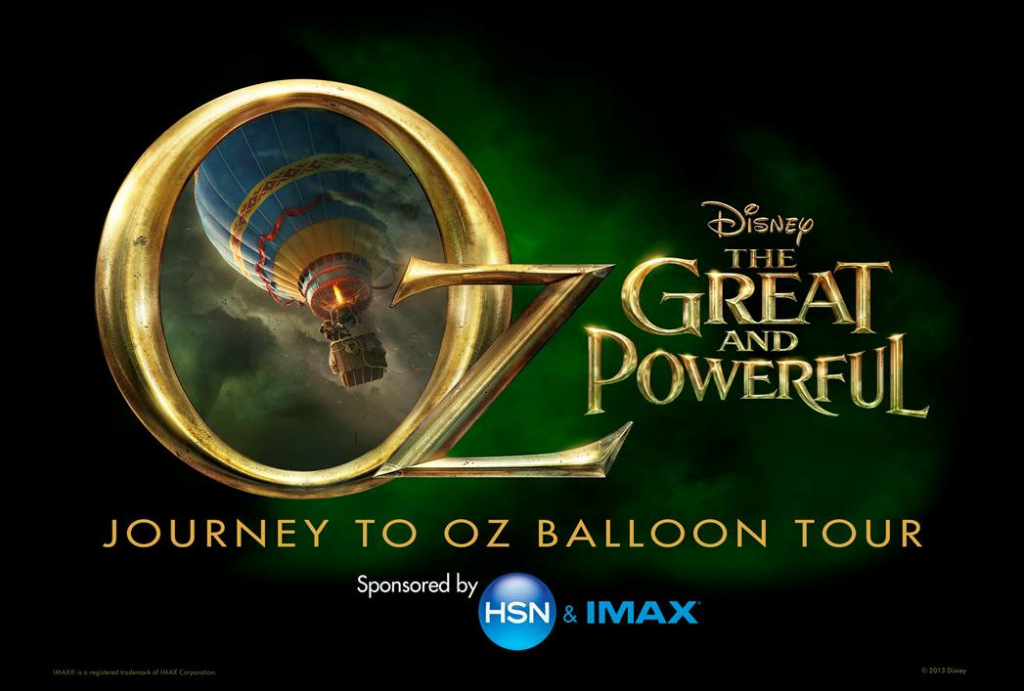 Journey to OZ Balloon Tour