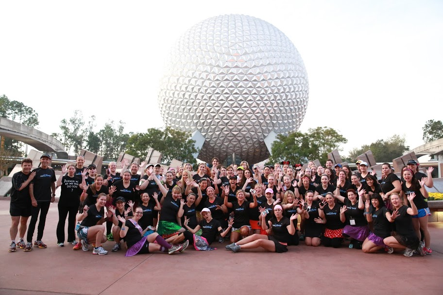2013 Disney Princess Half Marathon Meet Up Recap – A Peek Into This Exclusive runDisney Event