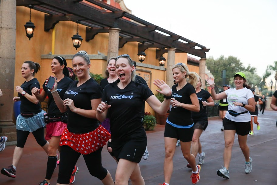 princess marathon meet up epcot runDisney mexico