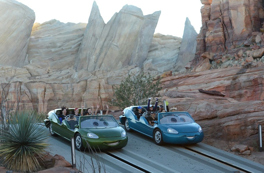 radiator springs racers tink half meet up disneyland rundisney