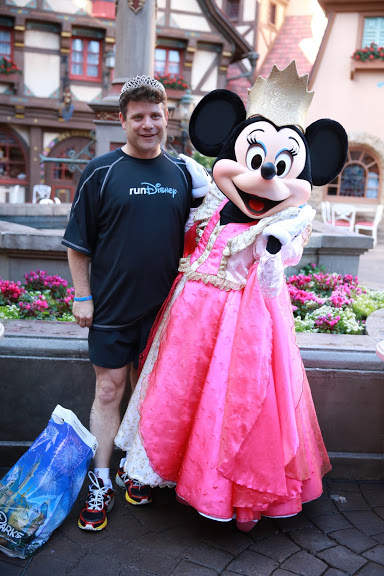 sean astin princess minnie mouse half meey up disney