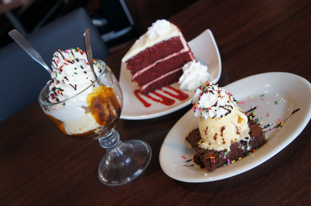 Splitsville Orlando Desserts Downtown Disney