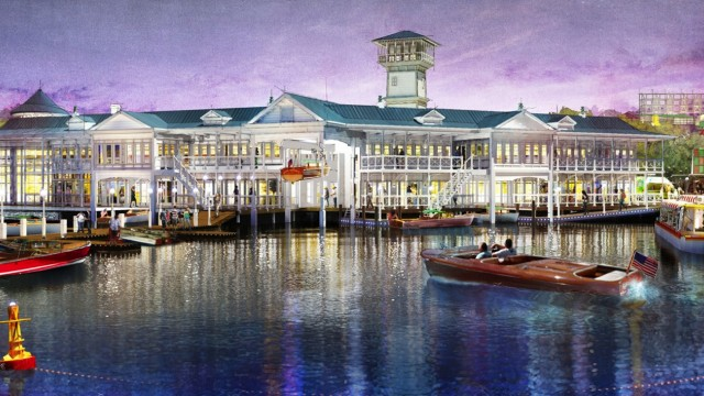 Disney Springs-Waterfront
