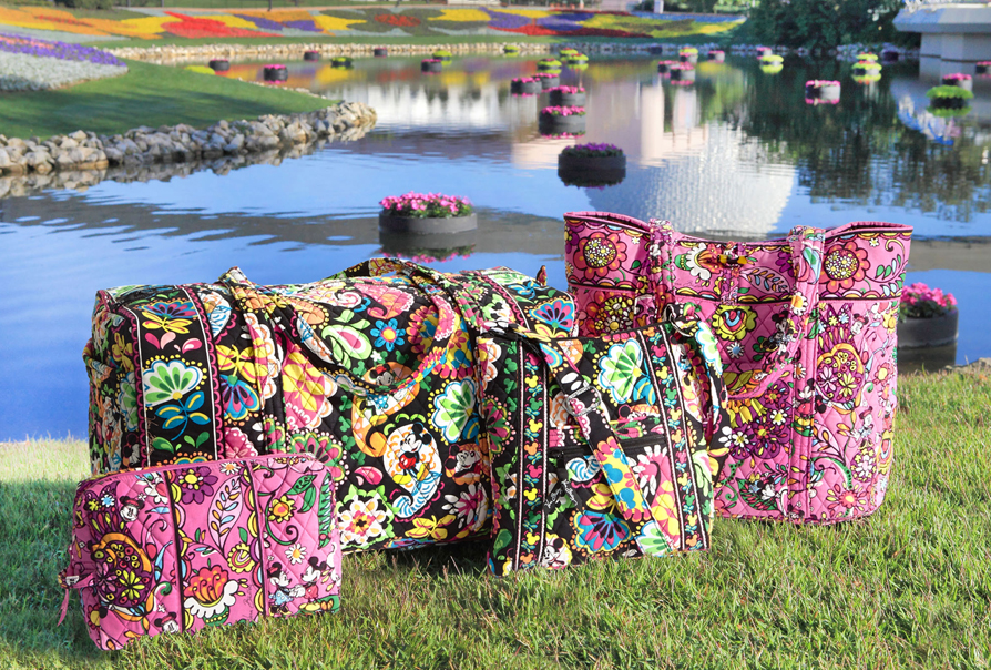 Disney Parks Partnering with Vera Bradley {Nuff Said}